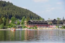 Hotel am Titisee im Schwarzwald
