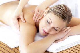 Massage zum Wohlf�hlen