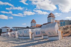 Erholung an der Ostsee wie hier auf Rügen