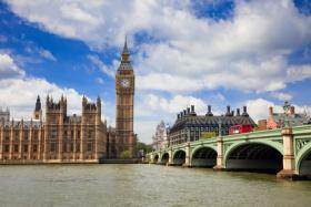 Big Ben und das Parlament in London